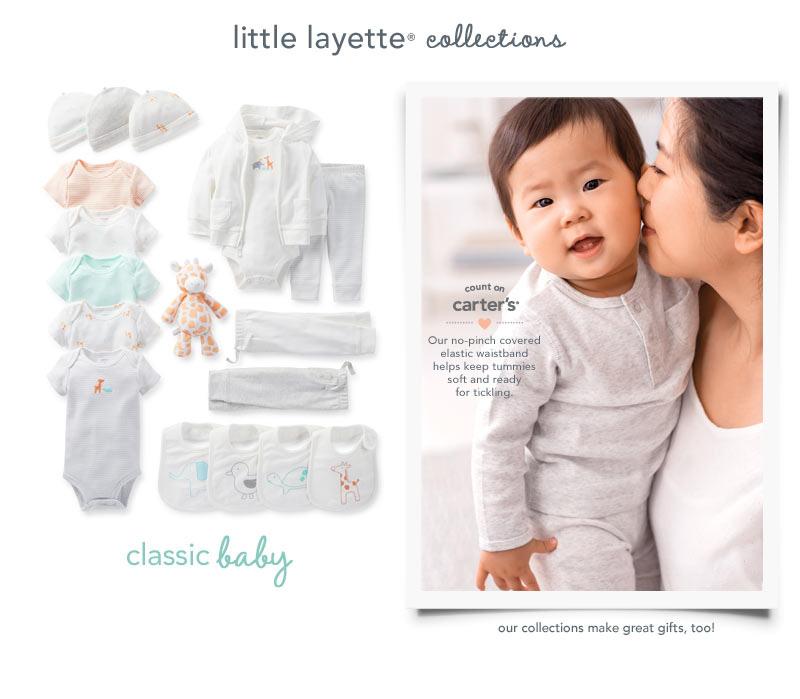 Картерс Одежда Для Детей